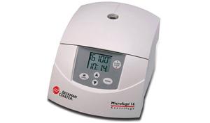 Microfuge®16台式微量离心机