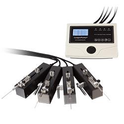 实验室四通道独控注射泵TS-1A