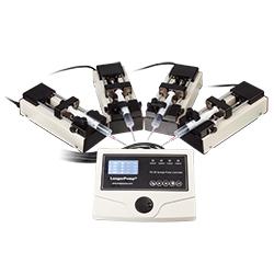 实验室四通道独控注射泵TS-1B
