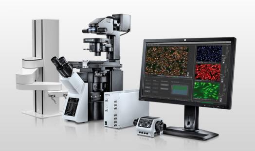 生命科学的模块化高内涵筛选工作站